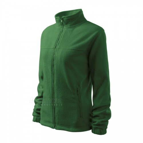 Moteriškas Džemperis ADLER 504 Fleece Bottle Green