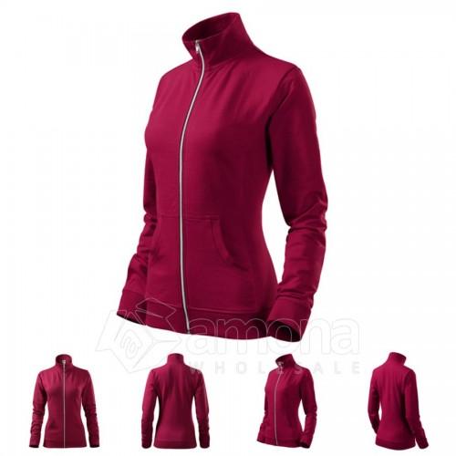 Moteriškas džemperis ADLER Viva Malboro Red