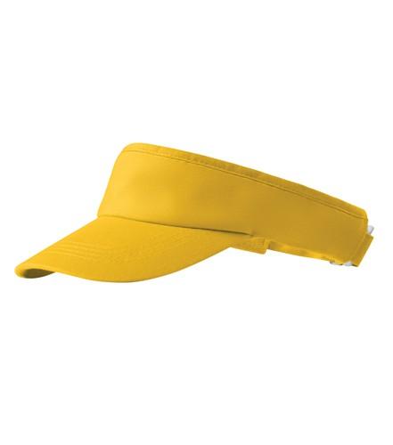 Kepurė snapelis reguliuojama Yellow