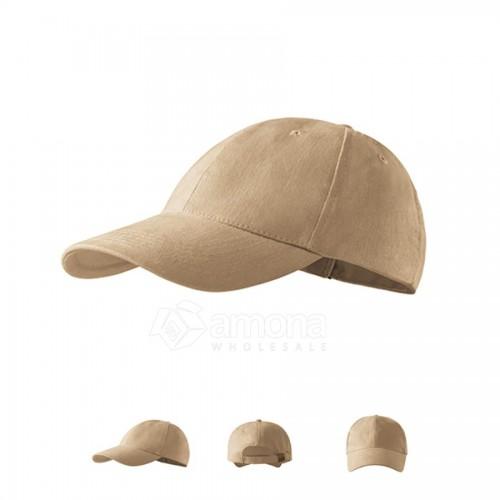 Kepurėlė su snapeliu 6P Unisex Sand