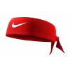 Galvos juosta Nike Dri-Fit Head Tie 3.0 Raudona N0003706608OS