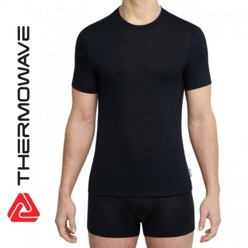 Vyriški Marškinėliai THERMOWAVE Merino Life XL