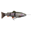 Guminukas SG 4D Line Thru Trout 20cm 98g MS Rainbow