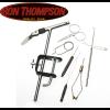 Muselių rišimo įrankių rinkinys Ron Thompson FLY TYING SET +6 įrankiai