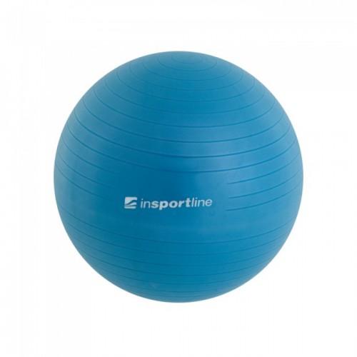 Gimnastikos Kamuolys InSPORTline Top Ball 65 cm, Mėlynas