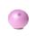 Aerobikos kamuolys PEZZI Softball MAXAFE 30 cm. Purple