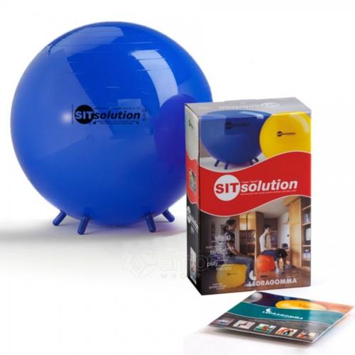 Sėdėjimo kamuolys Original PEZZI Sitsolution Standard 65 cm Blue