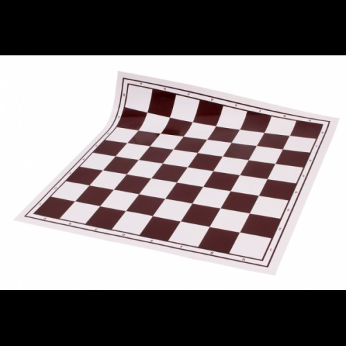 Vinilinė šachmatų lenta 50x50 cm