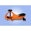SVINGIS Evo Classic Oranžinis/w LED (Orange)_BSA