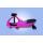 SVINGIS Evo Classic Rožinis/w LED (Pink)_BS