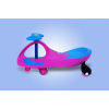 SVINGIS Evo LS Rožinis/w LED Pink_Blue line