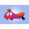 SVINGIS Evo LS Rožinis/w LED Pink_Orange line