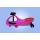 SVINGIS Evo LS Rožinis/w LED (Pink)_RS