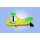 SVINGIS Evo LS Geltonas/w LED Yellow_Green line