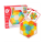 Medinis spalvingas 3D dėlionės klasikinis pasaulis