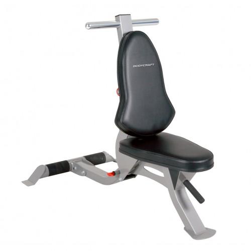 Reguliuojamas treniruočių suoliukas Body Craft F603