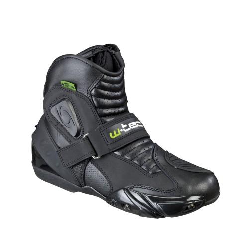 Odiniai motociklininko batai W-TEC NF-6032