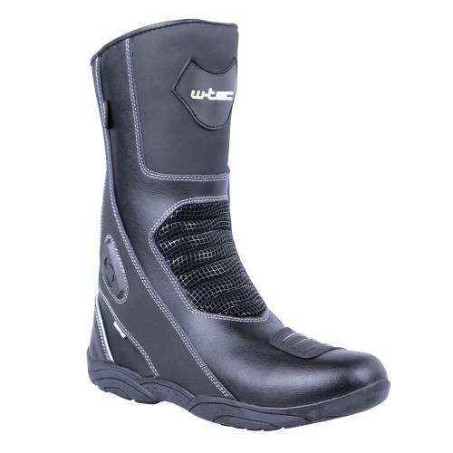 Odiniai motociklininko batai W-TEC NF-6050