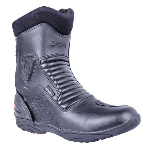 Odiniai motociklininko batai W-TEC NF-6052