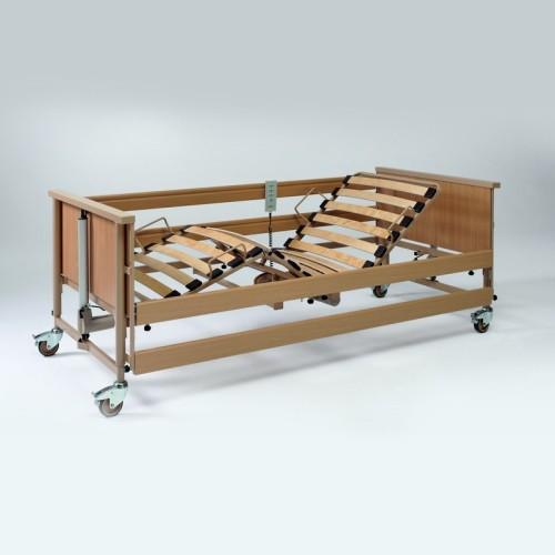 Slaugos lova Economic II, metalinė