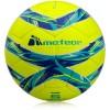 Futbolo kamuolys Meteor 360 Grain Hs, neoninė geltona