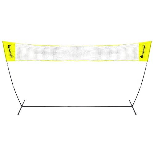 Nešiojamas badmintono tinklas METEOR TRAPEZE 3x1,5 m