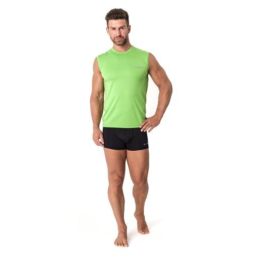 Vyriški termo marškinėliai WISSER RRXM41 green