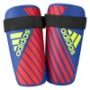 Blauzdų apsaugos ADIDAS X CLUB DN8616 blue-red, yellow logo