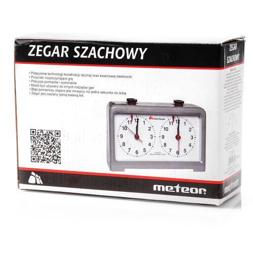 Šachmatų laikrodis METEOR