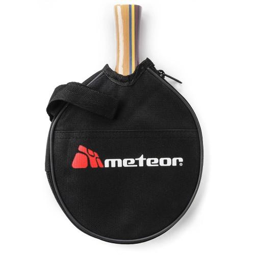 Stalo teniso raketės dėklas Meteor Standard Plus