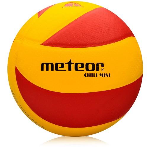 Tinklinio kamuolys  Meteor Chili Micro PU #4