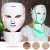 LED šviesos terapijos veido/kaklo kaukė Light inSPORTline Hilmana