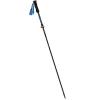 Šiaurietiško ėjimo lazdos Viking Kettera Pro juoda-mėlyna-oranžinė, 115-135cm