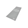 Treniruočių kilimėlis Reebok Grey Love