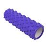 Masažinis volas Yate - 45x15 cm, violetinis