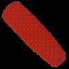 Pripučiamas kilimėlis Yate Scout, 185x55x5,5 cm