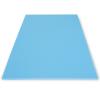Kilimėlis Yate Aerobic, Šviesiai Mėlynas, 8 mm