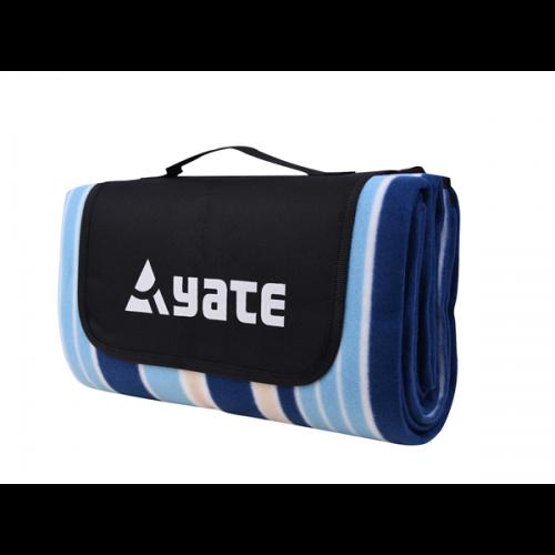 Paklotas piknikui su aliuminio folija YATE - A raštas