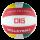 Tinklinio kamuolys Spokey DIG II Red