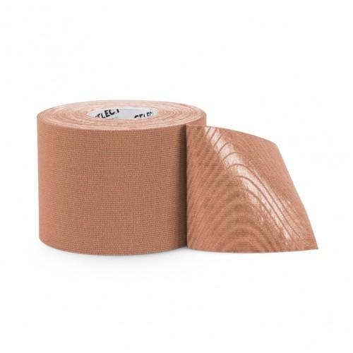 Kineziologinis teipas Select K-Tape, kūno spalvos, 5 cm X 5 m