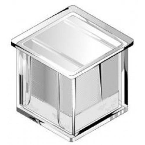 Dengiamieji stikliukai preparatams 18x18 mm