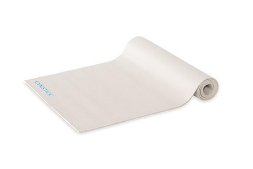 Gimnastikos kilimėlis GYMSTICK ACTIVE 170x60x0,4 cm, baltas