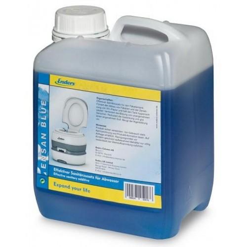 Cheminis dezinfekavimo skystis apatiniam bakui Enders Ensan BLUE 2.5l