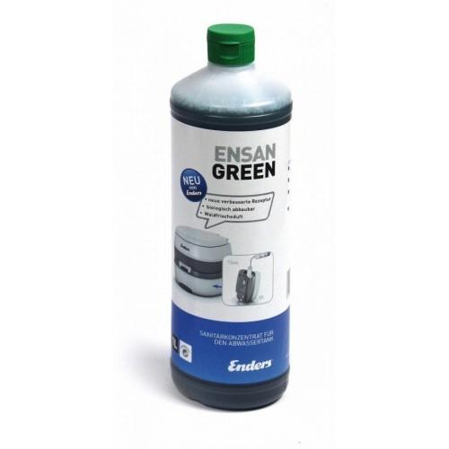Sanitarinis skysčio koncentratas biotualetams ENSAN GREEN 1