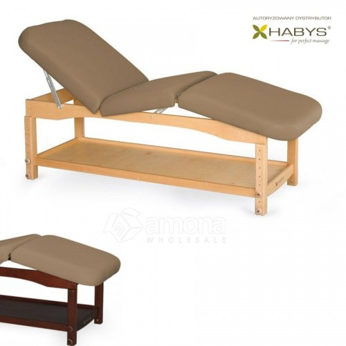 Procedūrinė lova HABYS Nova Komfort VF Light Brown