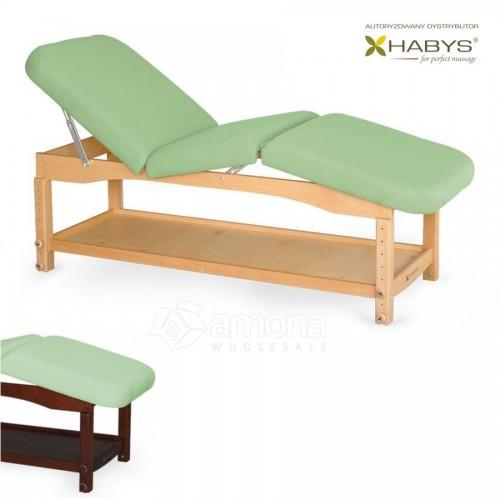 Procedūrinė lova HABYS Nova Komfort VF Pistachio