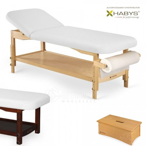 Procedūrinė lova HABYS Nova VF White