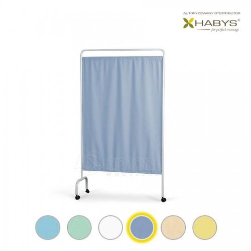 Vienos dalies širma HABYS Parawan Standard I Blue
